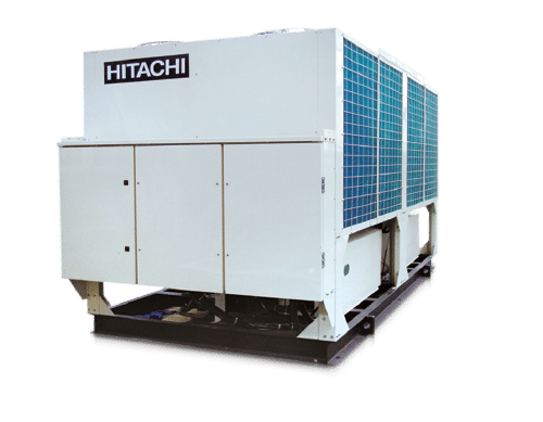 air cooled screw chiller for cooling system