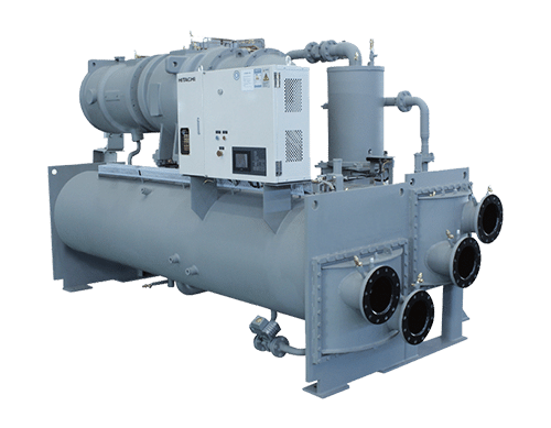 centrifugal chillers for cooling system